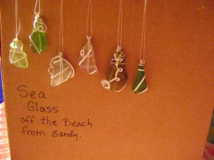 Sea Glass Hurricane Sandy