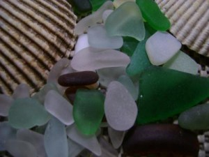 sea glass gems